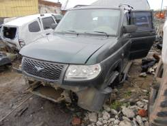Передняя Стойка Кузова УАЗ Патриот 2012, левая