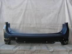 Бампер задний Subaru Forester (S5) с 2018