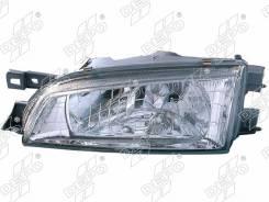 Фара Subaru Impreza 97-00 хрусталь левая 220-1105L-LD-E DEPO
