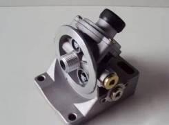 Кронштейн топливного фильтра с ручной подкачкой (син) PL420