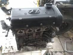 Двигатель в сборе G4FA Hyundai Solaris Kia Rio 1.4