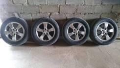 Комплект колёс. Резина Нокиан Хаккапелита 8