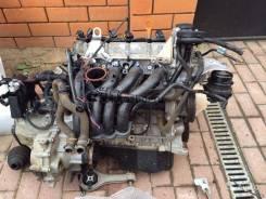 Двигатель Volkswagen Polo 1.6L cfna