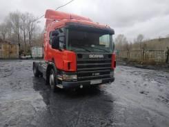 Scania P340. Продам тягач Scania P 340, 10 640куб. см., 18 600кг., 4x2