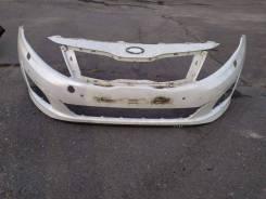 Бампер передний Kia Optima 3 2014г