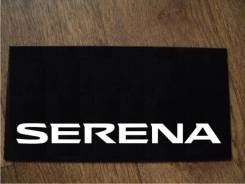 Табличка. Nissan Serena