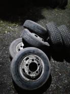 Комплект грузовых колес r15 6шт.