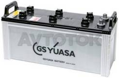 GS Yuasa. 175А.ч., Обратная (левое), производство Япония