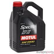 Motul Specific. 5W-30, синтетическое, 5,00л.