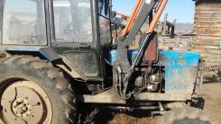 МТЗ 82. Трактор МТЗ-82