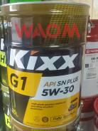 Kixx G-1. 5W-30, синтетическое, 20,00л.