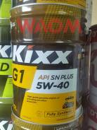 Kixx G-1. 5W-40, синтетическое, 20,00л.