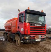 Бецема БЦМ-103.1. Автоцистерна бцм-103.1 Scania 6х6, объем 11 куб, 11 762куб. см., 21 000кг., 6x6