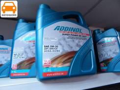 Addinol. 5W-30, синтетическое, 4,00л.