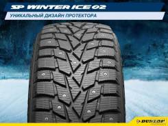 Dunlop SP Winter Ice 02, 185/65 R14 90T TL