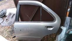 Дверь на Nissan Sunny FB14 задняя левая