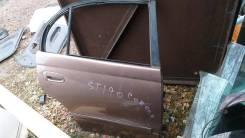 Дверь задняя правая на Toyota Corona ST190