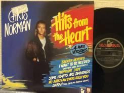 Крис Норман / Chris Norman - Hits from the Heart - DE LP ВСЕ ХИТЫ ТУТ