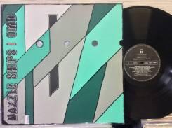 ОМД / OMD - Dazzle Ships - EU LP 1983 виниловая пластинка оригинал