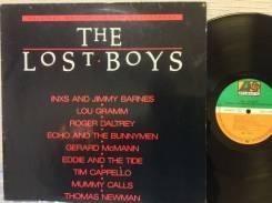 Музыка к фильму LOST BOYS - DE LP 1987 INXS, ЛУ ГРЭМ