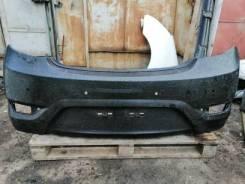 Hyundai Solaris Бампер задний Новый