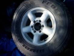Продам колёса Bighorn зима 265/70R16