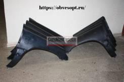 Крылья нива шевроле композитные