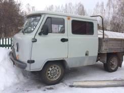 УАЗ 39094 Фермер. Продается УАЗ-390945 Фермер, 2 693куб. см., 3 060кг., 4x4