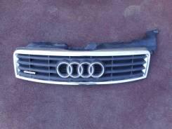 Решетка радиатора. Audi A8, 4E2, 4E8 ASB, ASE, ASN, BDX, BFL, BFM, BGK, BHT, BPK, BSB, BTE, BVJ, BVN
