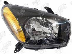 Фара Toyota RAV4 00-03 черная правая 312-1153R DEPO