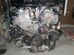 Контрактный Двигатель Nissan Skyline, V36, VQ25HR, Пробег 36Т. КМ