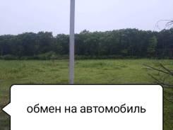 Продам отличный земельный участок 950 м. от федиральной трасс п. Мирный. 1 000кв.м., собственность