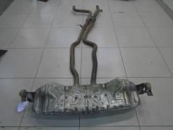 Глушитель в сборе Porsche Cayenne 2002-2010 Номер двигателя М46