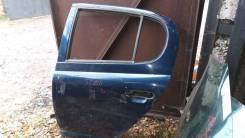 Дверь задняя левая на Toyota Vitz SCP10