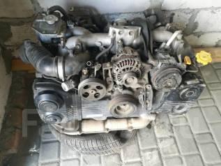 Двигатель в сборе. Subaru Forester, SG5 EJ20, EJ201, EJ204, EJ205, EJ202, EJ203, EJ20A, EJ20E, EJ20G, EJ20J