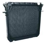 Радиатор охлаждения двигателя. МАЗ 4370