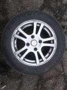 "Комплект колес. 15.0x15"" 4x114.30 ET6 ЦО 40,0мм."