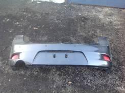 Бампер задний Mazda 3 BL хэч 2009-2012