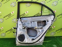 Дверь правая задняя Toyota Avensis AZT 250(цвет 1С0)