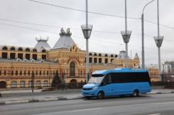 Foxbus. Автобус (Фоксбас) на базе шасси Iveco Daily, 32 места, В кредит, лизинг