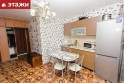 2-комнатная, улица Калинина 177. Чуркин, проверенное агентство, 55,0кв.м.