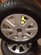 """Комплект колёс на Камри. 7.0x16"""" 3x98.00, 5x114.30 ET45 ЦО 60,1мм."""