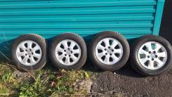 "Зимняя резина на дисках Toyota. x15"" ET50"