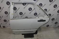 Дверь задняя левая Long Рестайл Mercedes-Benz W140 (MB Garage)