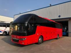 Zhong Tong. Новый туристический автобус Zhongtong LCK6127H, 53 места, В кредит, лизинг