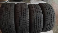 90% остаток Dunlop WintermaXX 245 50 R18 без пр по р. ф., 245 50 R18. зимние, 2014 год, б/у, износ 10%