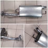 Глушитель (задняя часть) Solano B1201200