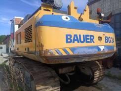 Bauer BG-24. Установка буровая Bauer Maschinen GMBH BG 24. Под заказ