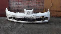 Бампер передний Nissan Tiida Latio C11