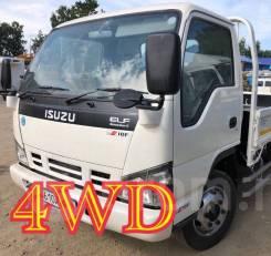 Isuzu NPS. Продам японски грузовик Isuzu Elf в ОТС, 4 800куб. см., 3 600кг., 4x4